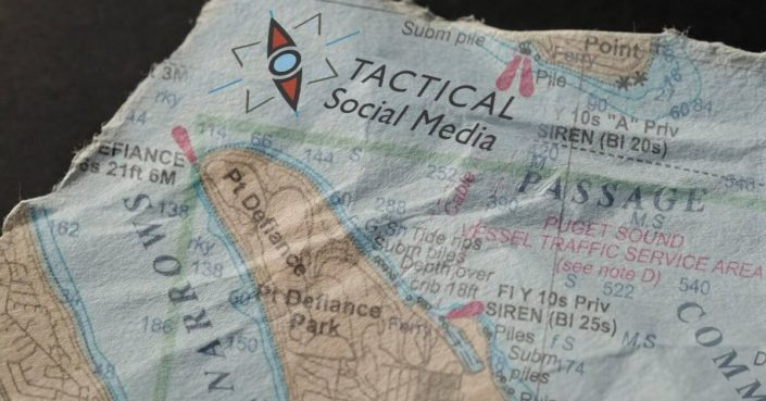 The evolution of branding, Tactical Social Media