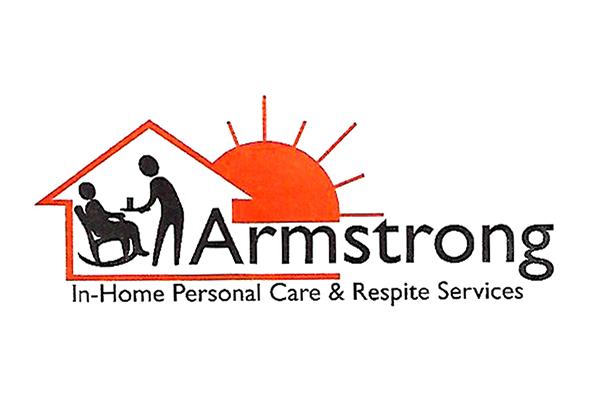 Armstrong Home Care and Respite Services original logo design by Tamara, Hanks Design