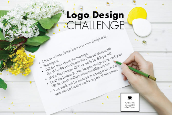 Creative Alliance of Tacoma Logo challenge